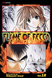 Flame of Recca Vol. 18