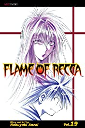 Flame of Recca Vol. 19