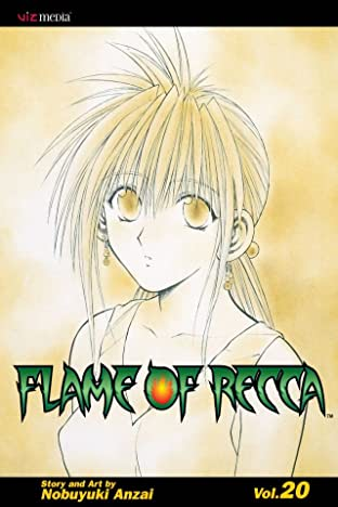 Flame of Recca Vol. 20
