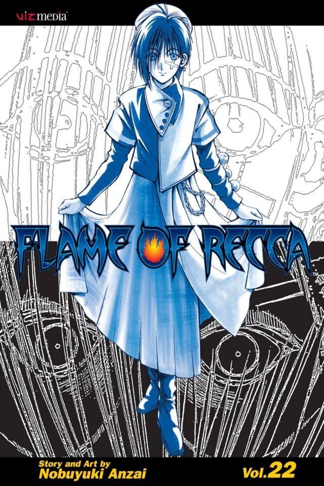 Flame of Recca Vol. 22