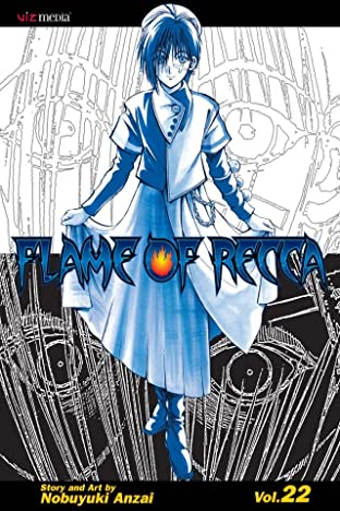 Flame of Recca Vol. 22