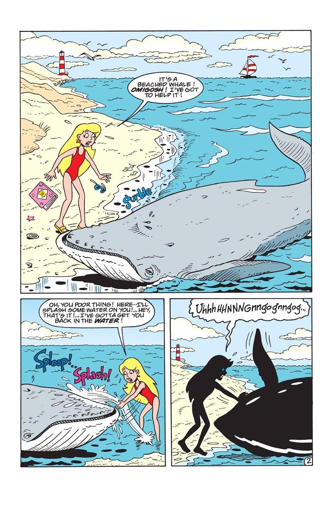 Sabrina the Teenage Witch Animated Series #20