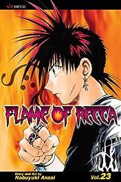 Flame of Recca Vol. 23