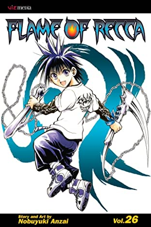 Flame of Recca Vol. 26