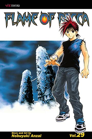 Flame of Recca Vol. 29