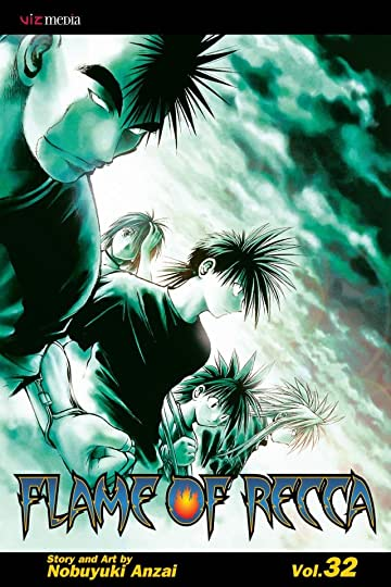 Flame of Recca Vol. 32