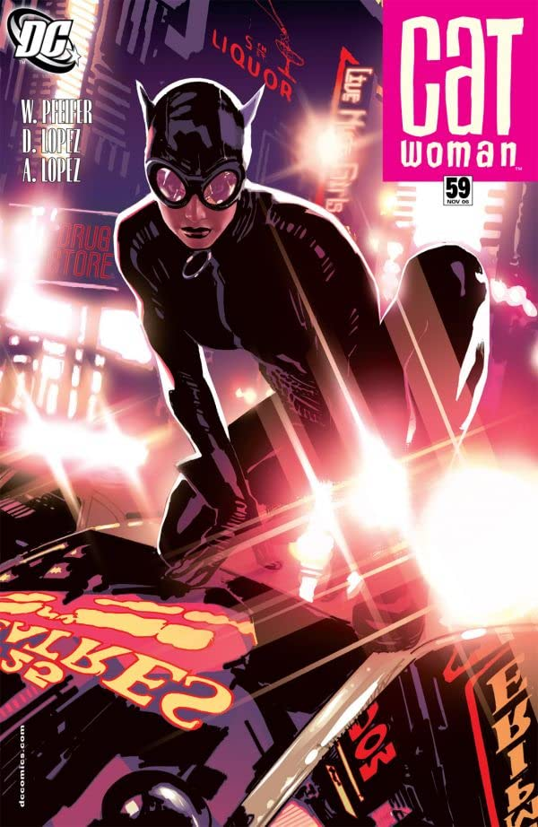 Catwoman (2002-2008) #59