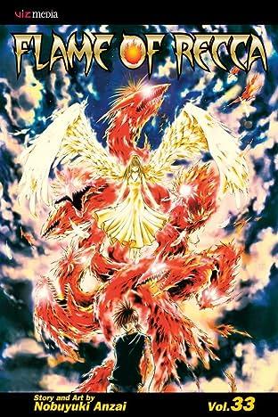 Flame of Recca Vol. 33