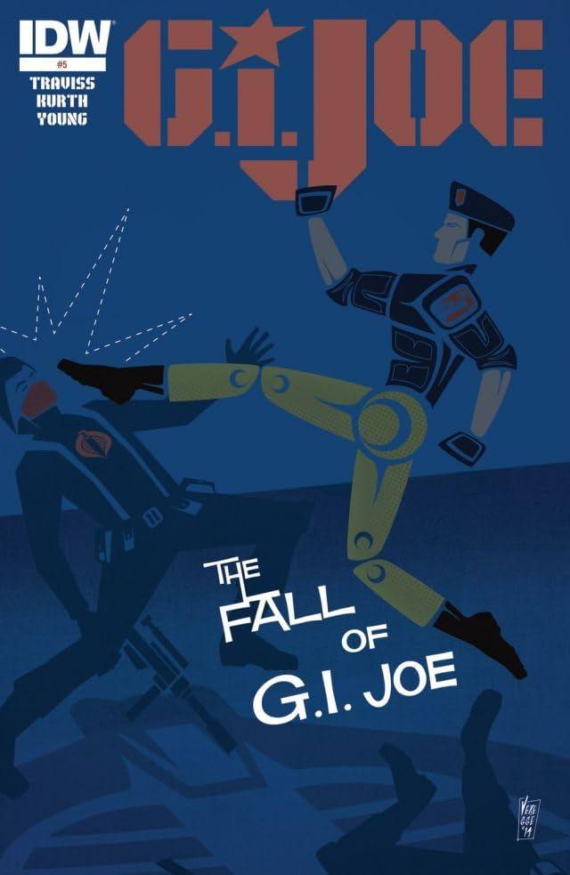 G.I. Joe (2014-2015) #5
