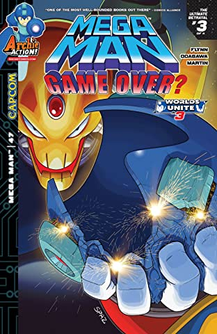 Mega Man #47