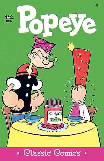 Popeye Classics #31