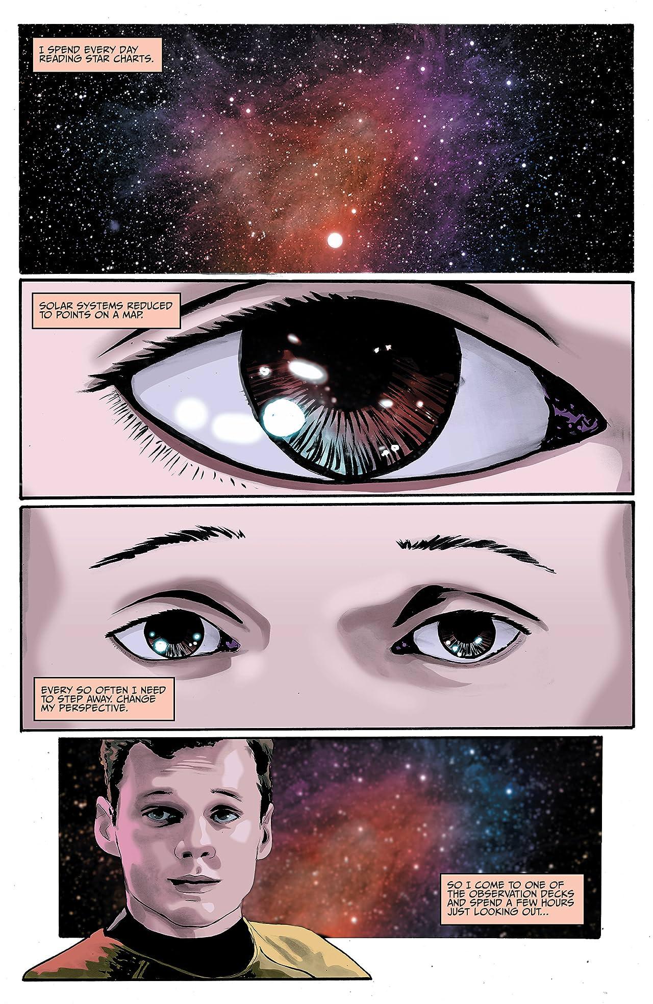 Star Trek (2011-2016) #41: Five-Year Mission