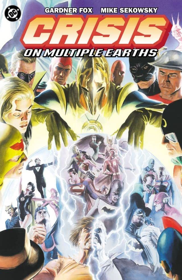 Crisis on Multiple Earths Tome 1