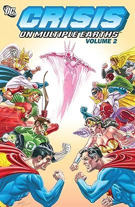 Crisis on Multiple Earths Vol. 2