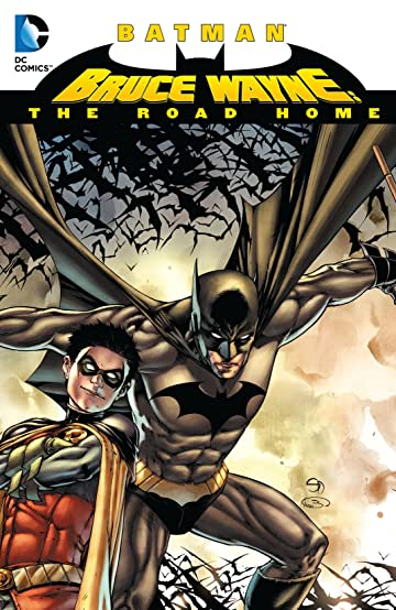 Batman: Bruce Wayne - The Road Home