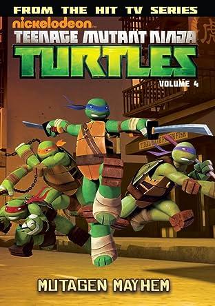 Teenage Mutant Ninja Turtles: Animated Tome 4: Mutagen Mayhem