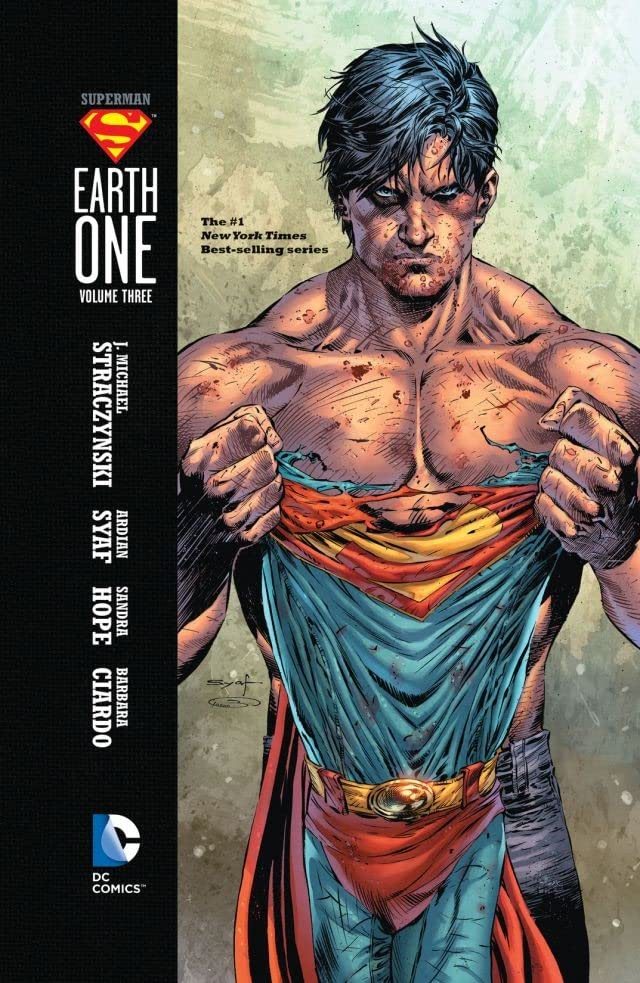 Superman: Earth One Tome 3
