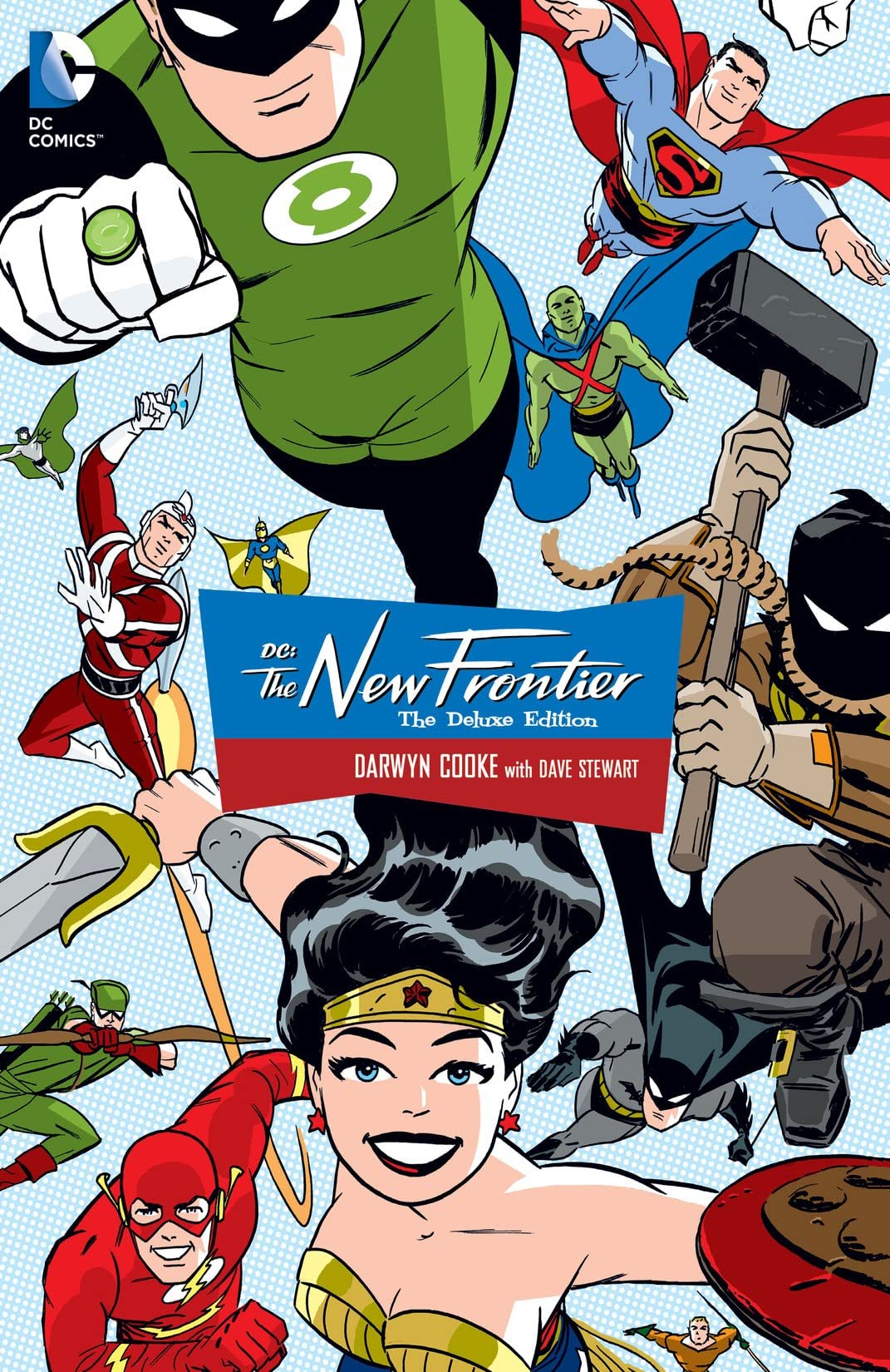 DC: The New Frontier: Deluxe Edition
