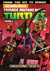 Teenage Mutant Ninja Turtles: Animated Vol. 5: Choosing Sides