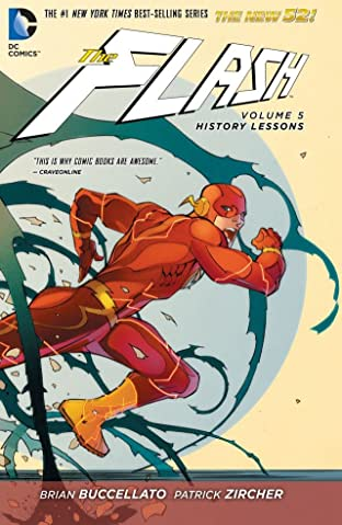 The Flash (2011-) Vol. 5: History Lessons