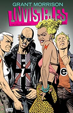 The Invisibles: Book Three - Deluxe Edition