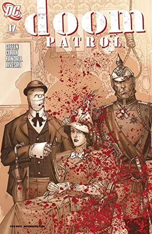 Doom Patrol (2009-2011) No.17
