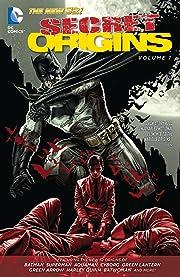 Secret Origins (2014-2015) Vol. 1