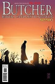 The Boys: Butcher Baker Candlestickmaker #6