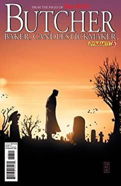 The Boys: Butcher Baker Candlestickmaker #6