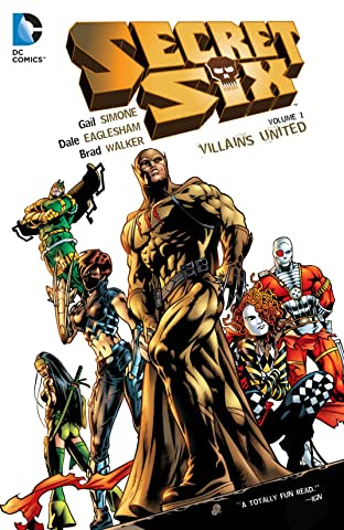 Secret Six (2006) Vol. 1: Villains United