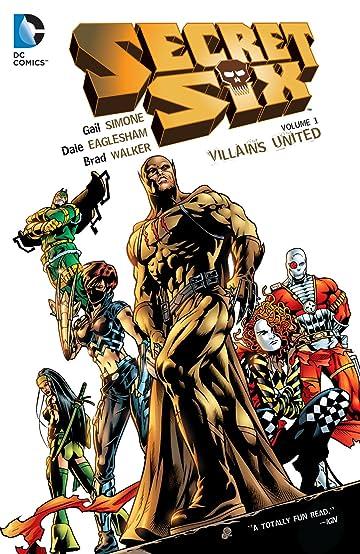 Secret Six (2006) Vol. 1: Villains United
