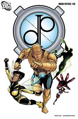 Doom Patrol (2009-2011) #18