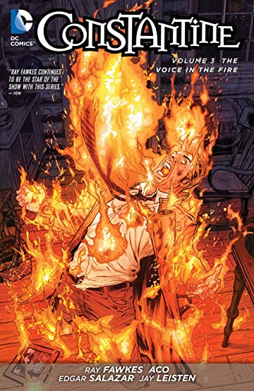 Constantine (2013-2015) Vol. 3: The Voice in the Fire