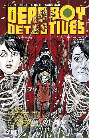 Dead Boy Detectives (2014-) Vol. 2: Ghost Snow