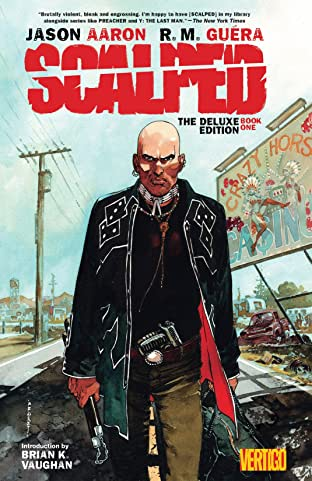 Scalped: Book One - Deluxe Edition