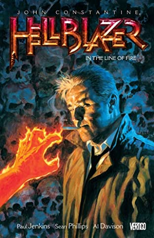 John Constantine, Hellblazer Tome 10: In The Line Of Fire
