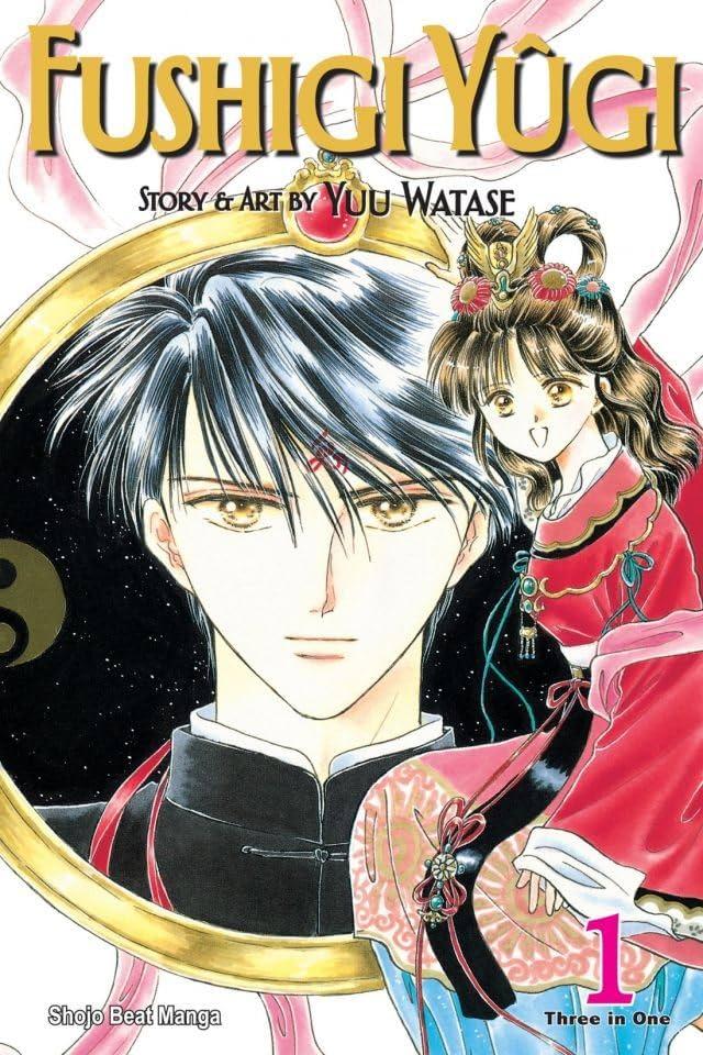 Fushigi Yûgi Vol. 1