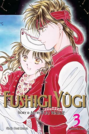 Fushigi Yûgi Vol. 3