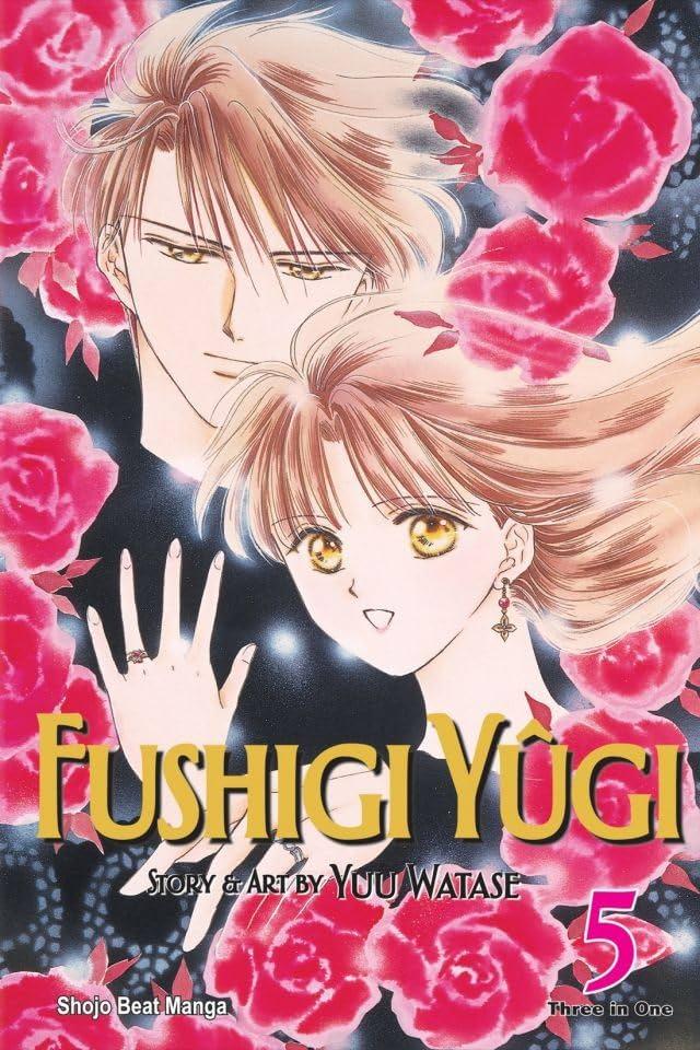 Fushigi Yûgi Vol. 5