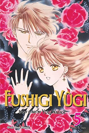 Fushigi Yûgi Tome 5