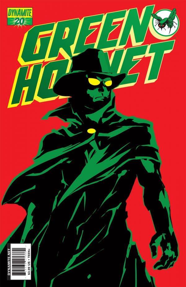 Green Hornet #20