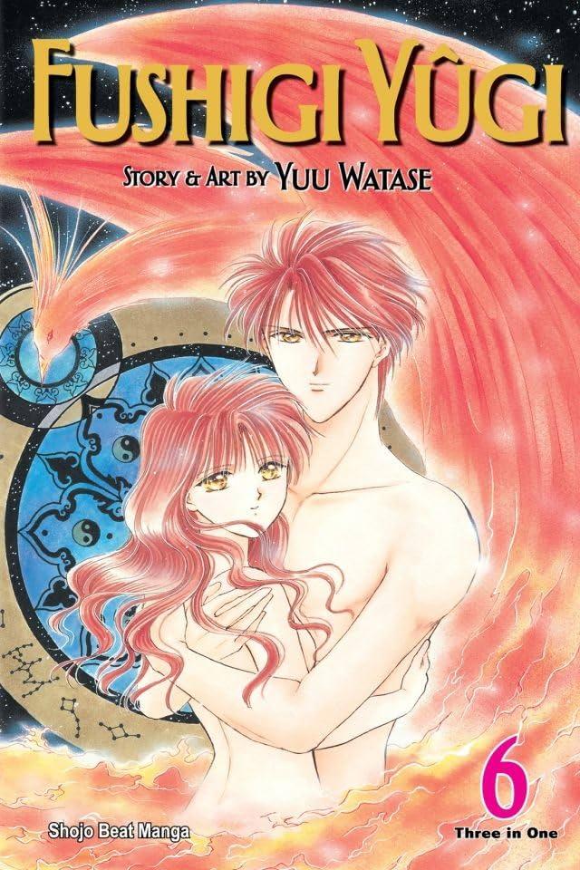 Fushigi Yûgi Vol. 6