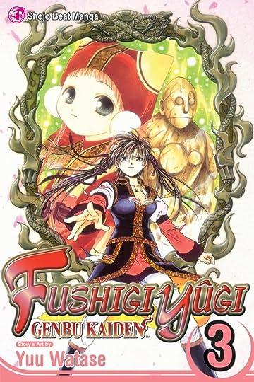 Fushigi Yûgi: Genbu Kaiden Vol. 3
