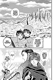 Fushigi Yûgi: Genbu Kaiden Vol. 4