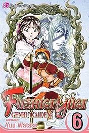 Fushigi Yûgi: Genbu Kaiden Vol. 6