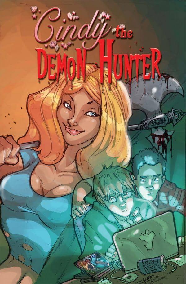 Cindy the Demon Hunter