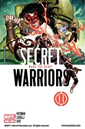 Secret Warriors (2008-2011) #11