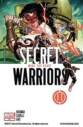 Secret Warriors (2008-2011) #11