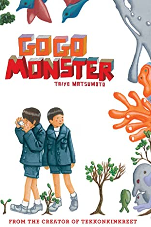 GoGo Monster Tome 1