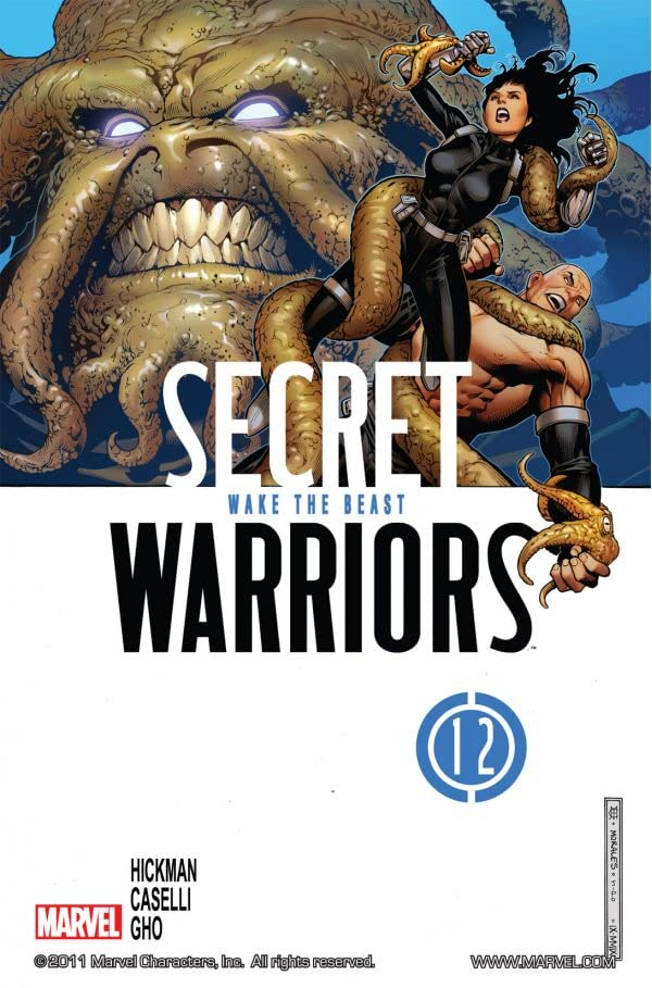 Secret Warriors (2008-2011) #12
